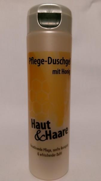 Pflege Duschgel mit Honig